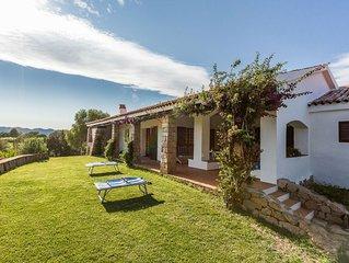 RELAX AL MARE: Villa Tremonti 200 mt dal mare