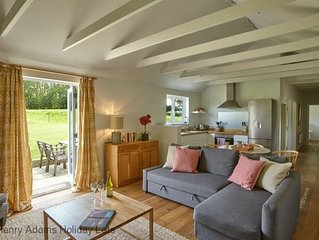 The Dairy , Birdham  -  a barn conversion that sleeps 4 guests  in 2 bedrooms