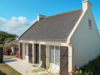Vacation home in Kerlouan, Finistère - 6 persons, 4 bedrooms
