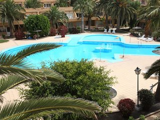 DUNAS ALOE 1 - Apartamento para 3 personas en Corralejo