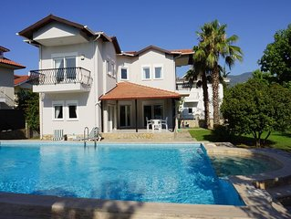 The Dreamturkishvilla in Dalyan, for an amazing family or couples holiday.