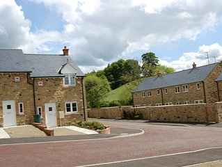 Ramblers Cottage, a beautiful stone built cottage, ideally located.