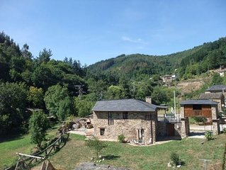 Casa rural (alquiler íntegro) TAReira para 3 personas