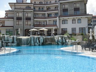 One Bedroom spacious apartment at The Vineyards Resort, Aheloy, Bulgaria.