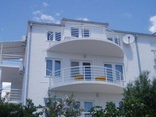 Apartments Irena, (2307), Okrug Gornji, island of Ciovo, Croatia