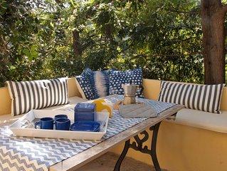 Casa Scirocco Limone- Villa con giardino vista mare