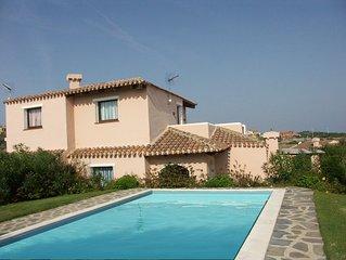 Villa Picasso Rosa - Country Paradise con giardino e piscina privata 6 pl