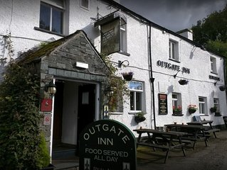Deluxe Double * The Outgate Inn