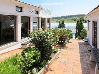 Ferienhaus in Vau - Obidos, Costa de Prata - 13 Personen, 7 Schlafzimmer