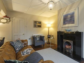 Stylish seaside luxury, recently refurbished - 5 mins to the Sea, 3 to town.