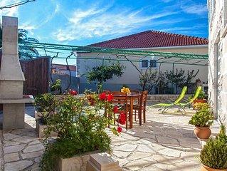 Ferienhaus Jaka  - Sumartin, Insel Brac, Kroatien