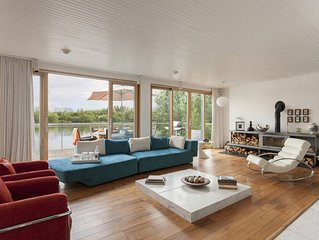 Lakes by Yoo holiday house rental with shared indoor pool, balcony/terrace