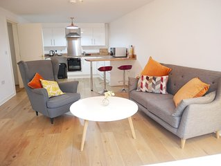 Nordic Apartment in Heart of Ulverston (Double or Twin Beds)