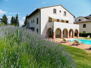 Villa i Lauri in San Gimignano - Toscana