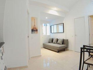 Piso de 2 Habitaciones con A/C Antonio Prieto (APBD)