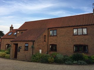 A Beautiful Norfolk Country Home with Rail History in a quiet location