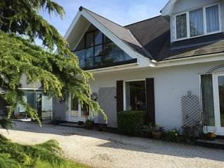 The Lodge A Luxurious Family Home Available for a minimum of four nights