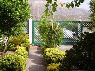 Isola di Vulcano Villa 6 posti letto con giardino e splendida vista sul cratere