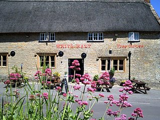 A lovely apartment in the grounds of a thatched village Inn in beautiful Dorset
