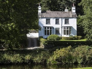 Loughrigg Cottage - Five Bedroom House, Sleeps 10