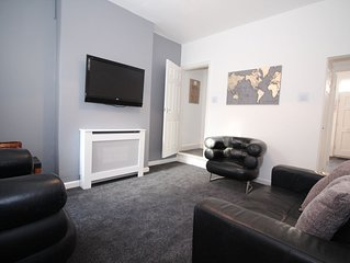 Entire Comfortable Home - Leicester City Centre - Demontfort Uni