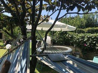 Mare,giardino,scuola kite e relax. A Te la scelta...ma puoi scegliere tutto! C6