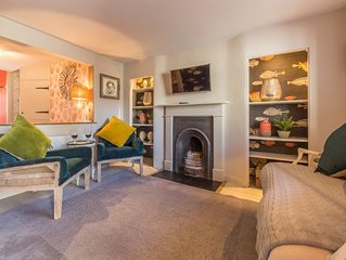A beautifully renovated old fisherman's cottage located in Thornham.