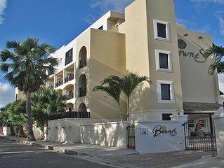1 Bedroom Condominium within walking distance of the beach.
