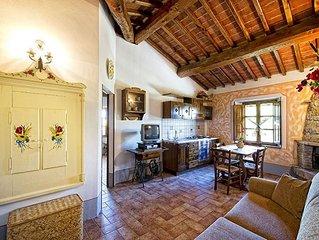 Podere Palazzo Conti - Appartamento Il Cipresso