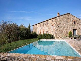 Spazzavento in Castellina in Chianti - Toscana