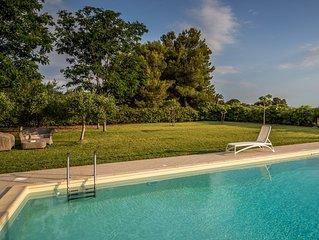 Lovely Villa + internet Wi Fi + Private Pool (5 x 10m)