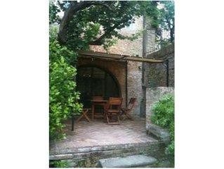 La Galluzza 2 Appartamento in centro storico con giardino