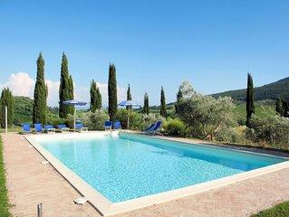Ferienwohnung Le Sodole (SGI461) in San Gimignano - 4 Personen, 2 Schlafzimmer