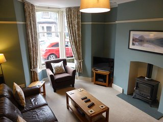 Mona House - a family and group friendly townhouse in central Keswick