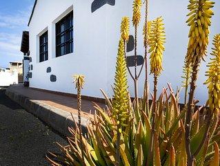 Villa tipica Majorera en El Roque