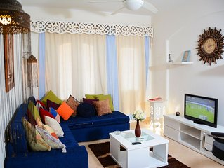 One bed room apartment in EL gouna