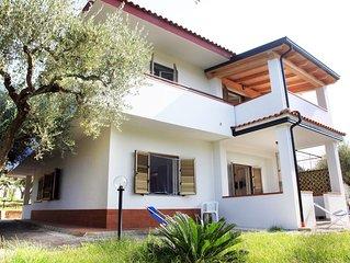 Case vacanze Sangeni - Appartamento n.3, al piano terra con veranda