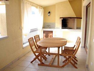 Villasimius Splendido attico centro paese con ampia terrazza panoramica WifiFree