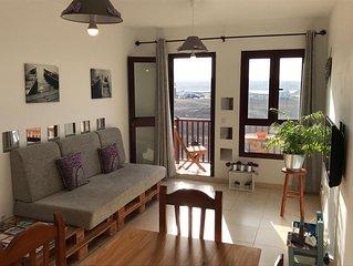 Apartamento frente mar en Corralejo