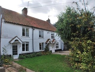 This traditional cottage, providing cosy accommodation for two people