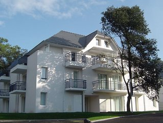 Apartment in a residence, located 200 meters from the beach