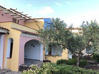 Cala Liberotto: Villetta a schiera con giardino - Cala Liberotto (Orosei) -App.8