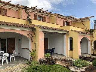 Cala Liberotto: Villetta a schiera con giardino - Cala Liberotto (Orosei) -App.7