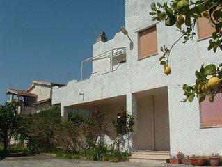 OMAGGIO ENTRO SETTEMBRE //Villa a 700 metri dal mare di Sellia marina//