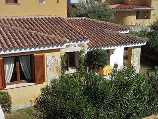 Villa sur les hauteurs d'Agrustos à Birgalavo