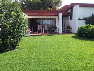 Casa gran relax con ampio giardino