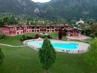 Amazing Apartment in Idro with Shared Pool