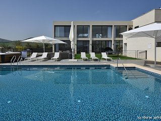 Brand new exclusive holiday villa