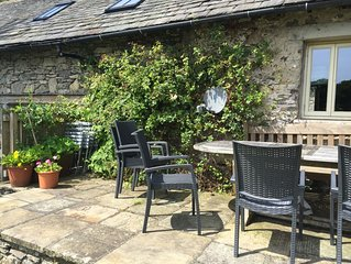 Family self catering upto 14/16 in great cottage no neighbours but close to shop