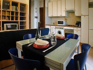 Appartamento a Chianciano Terme con vista panoramica